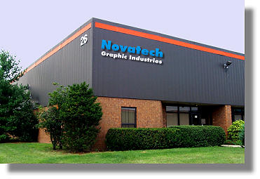 Novatech Graphic Inductries Building